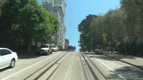 Cable Car Stock Video Footage