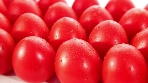 Organic food, tomato Footage