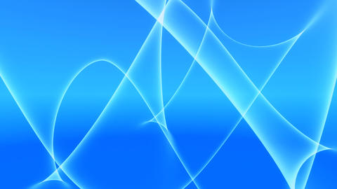 Abstract blue animated background Stock Video Footage