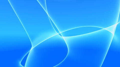 Abstract blue animated background Animation