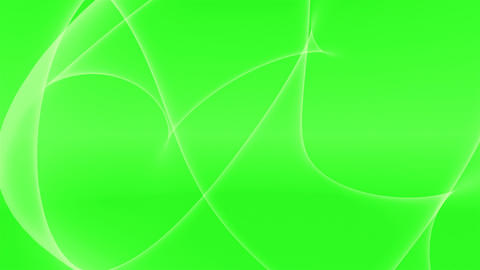 Abstract green animated background Animation