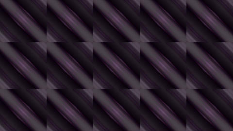 purple square & rhombus mosaics tile background Animation