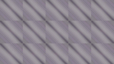 purple square & rhombus mosaics tile background Stock Video Footage