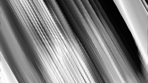 flare silver lines wave & dazzling tech fiber optic energy in space Animation