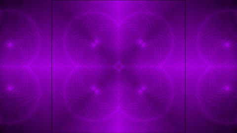 purple flower fancy pattern,disco fiber optic neon background Animation