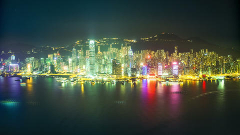 Hong Kong Stock Video Footage
