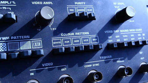Audio amp Stock Video Footage