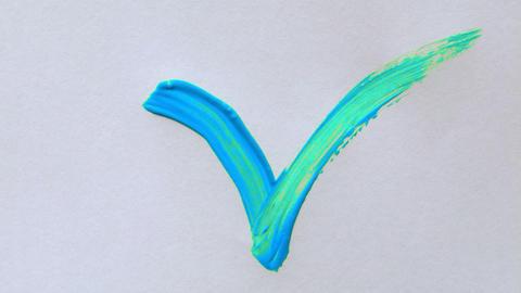 paint symbol 01 Footage