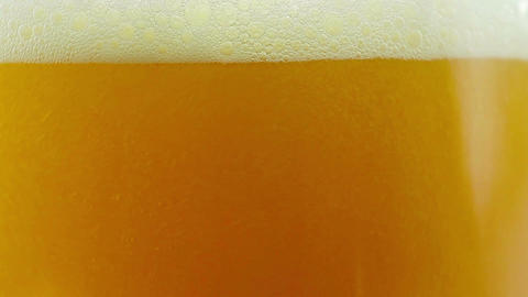 Pouring beer Stock Video Footage