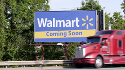Walmart Coming Soon Footage