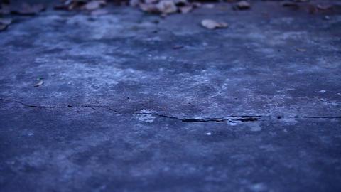 cement floor background Stock Video Footage
