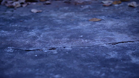cement floor background Stock Video Footage