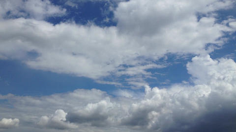 Storm clouds Stock Video Footage