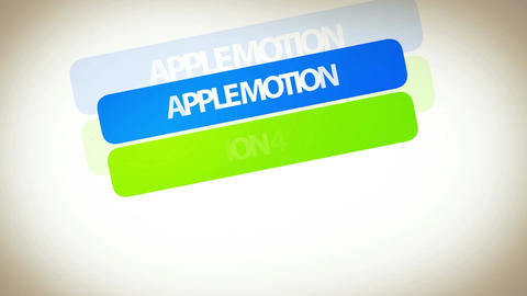 opener 026 Apple Motion Template