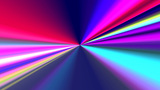 The Light Tunnel_2 stock footage