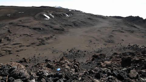 Summit of Kilimanjaro Footage
