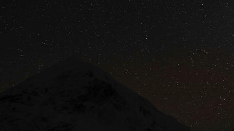 Stars over Cho Oyu Footage