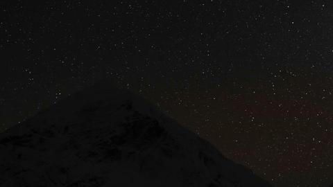 Stars over Cho Oyu Footage
