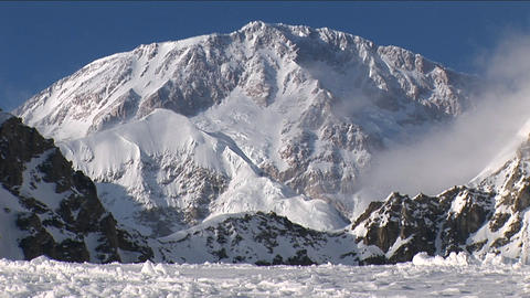 Denali Stock Video Footage