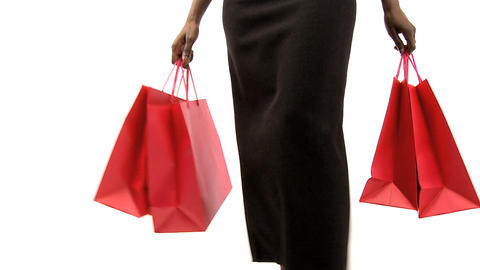 Shopping Stock Video Footage