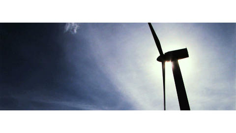 Commercial collection of sources of energy & power... Stock Video Footage