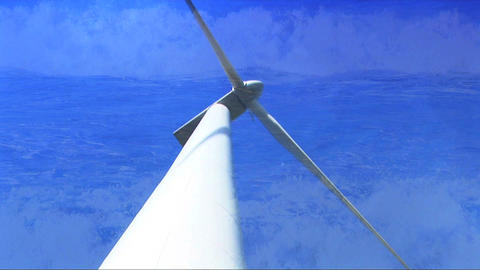 Collection/selection of commercial images for renewable... Stock Video Footage