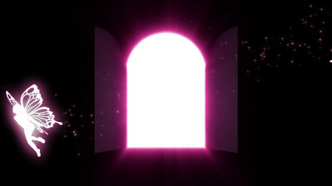 Door of the light Animation