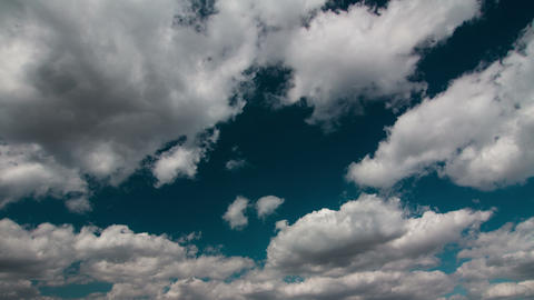Cloudscape Timelapse Stock Video Footage