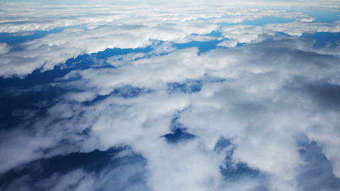 Above the clouds Stock Video Footage