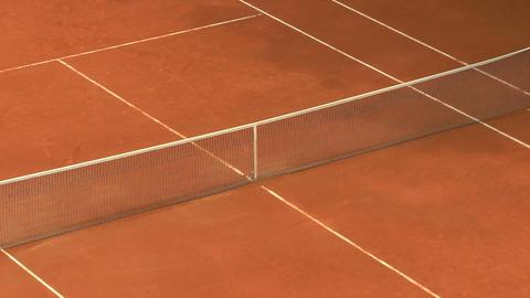 tennis ball 01 Stock Video Footage