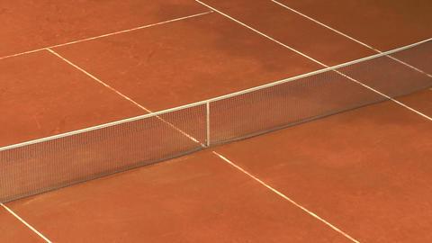 tennis ball 01 Footage