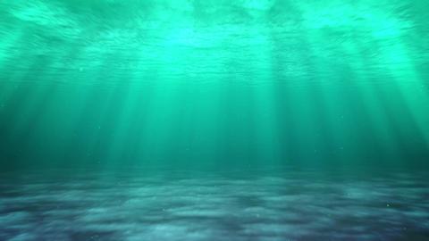 sea swim dirty Animation