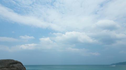 Phuket seascape Footage