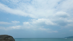 Phuket seascape Stock Video Footage