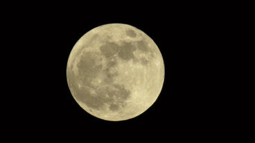 2012 Supermoon Large Bright Moon 30P Footage