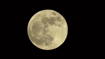 2012 Supermoon Large Bright Moon 30P Footage