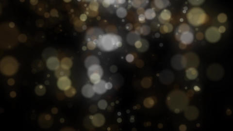 Particles, Loop Stock Animation Stock Video Footage