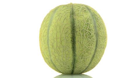 Cantaloupe melon Stock Video Footage