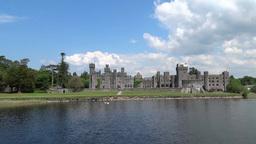 Ashford Castle B Footage