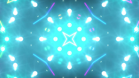 Disco Wall SN A 1a HD Animation