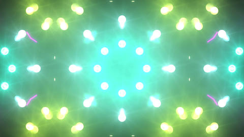 Disco Wall SN A 1g HD Animation