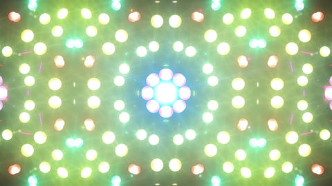 Disco Wall SN A 4c HD Stock Video Footage