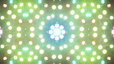 Disco Wall SN A 4c HD Stock Video Footage