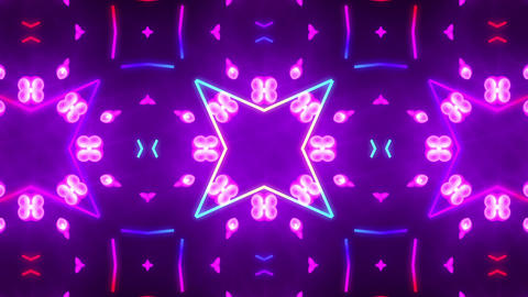 Disco Wall SN A 5a HD Animation