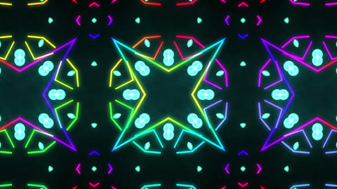 Disco Wall SN A 5a HD Stock Video Footage