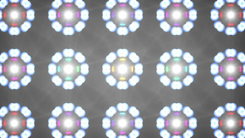 Disco Wall SN A 5c HD Stock Video Footage