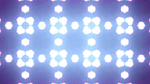 Disco Wall SN A 5g HD Stock Video Footage