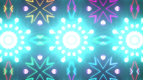 Disco Wall SN A 6a HD Animation