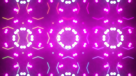 Disco Wall SN A 7g HD Animation