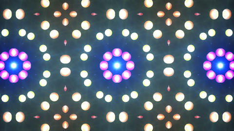 Disco Wall SN A 8e HD Stock Video Footage